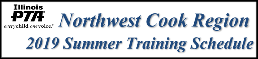 NWCR Summer Training Banner