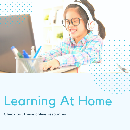 Copy of Learning At Home