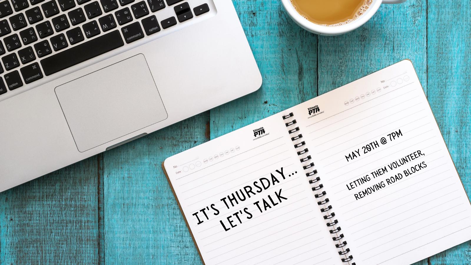 _It's Thursday...Let's Talk twitter